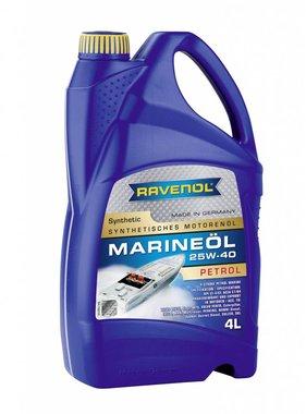 Ravenol Ravenol Marine Oil Petrol 25W40 Synthetic, 4 ltr.