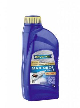 Ravenol Ravenol Marine Oil Petrol 25W40 Synthetic, 1 ltr.