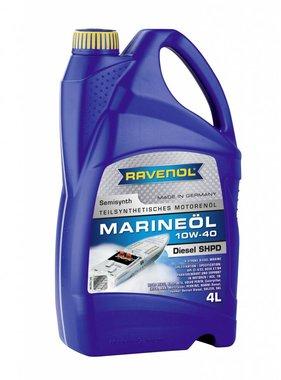 Ravenol Ravenol Marine Oil Diesel SHPD SAE 10W-40, 4 ltr.