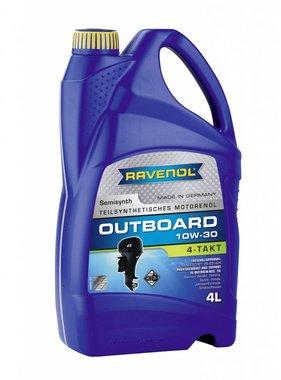 Ravenol Ravenol Outboard Oil 4 stroke SAE 10W-30, 4 ltr.