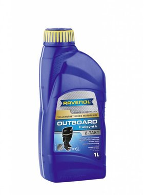 Ravenol Ravenol Outboard Oil 2 stroke full-synth, 1 ltr.