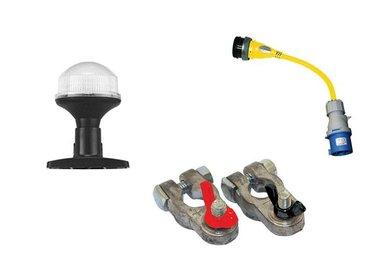 Electronics & Lights