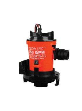 Sea Flo Bilgenpumpe 350 GPH, 12V