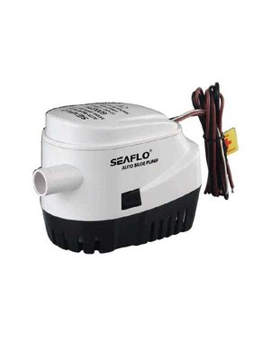 Sea Flo Bilgepomp 750 GPH, 12v, Automatisch