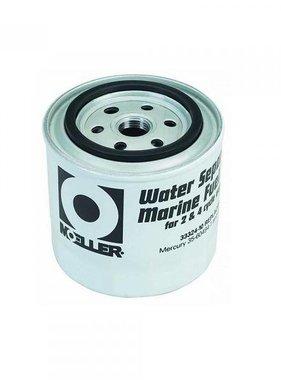 Scepter Wasserabscheidender Kraftstofffilter (lang) Mercury / Universal Style