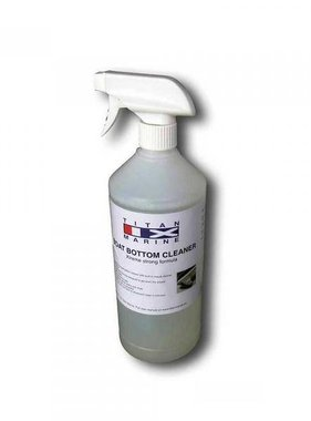 Titan Marine Boat Bottom Cleaner, 1 ltr. With spray can