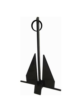 Boatersports Slip-Ring Anker 2,27 kg, Coated