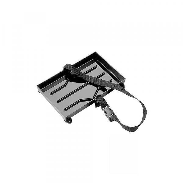 Titan Marine Battery Tray w/mounting strap & 4 SS screw. S. 28*18 cm