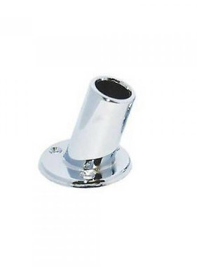 Titan Marine Flag pole socket high model, 20 mm.