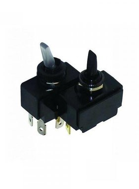 Boatersports Toggle Switch Mom/Off/Mom
