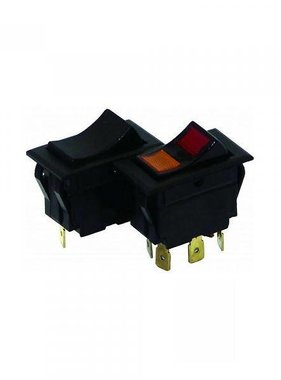 Boatersports Rocker Switch Illuminated On/Off/On