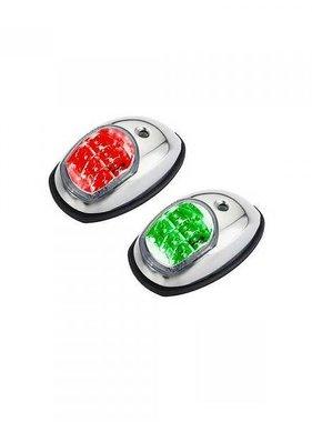 Easterner LED navigatie zijlichten RVS, paar
