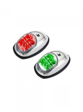 Easterner LED navigation side light SS304 (pair)