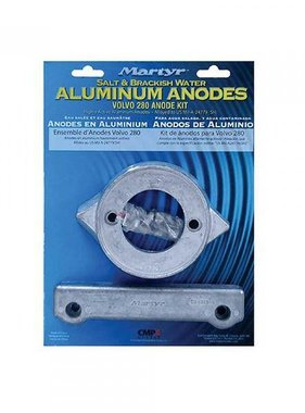 Martyr Anodes Volvo Penta Anode Kit 280, AL