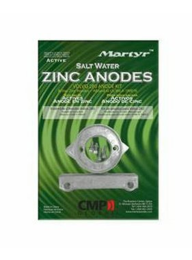 Martyr Anodes Volvo Penta Anode Kit 280, ZN