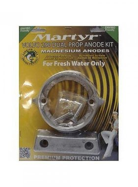 Martyr Anodes Volvo Penta Anode Kit 290-DP, MG