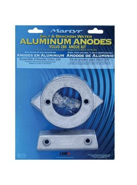 Martyr Anodes Volvo Penta Anode Kit 290, AL