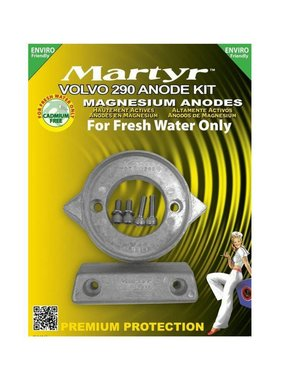 Martyr Anodes Volvo Penta Anode Kit 290, MG