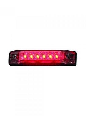 Boatersports LED Strip Light 10,2cm Red