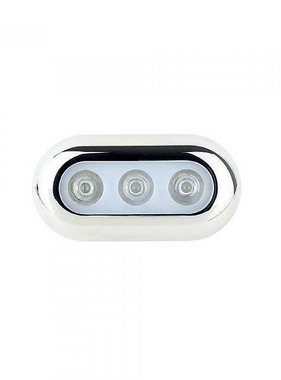 ITC LED Underwater Lights - Blue. SS Housing  sc 1 st  Titan Marine & Underwater lights - Titan Marine