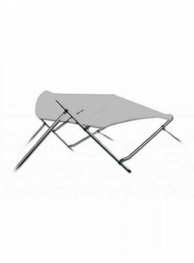 Navishade  Biminitop 3B-H117-B200-213, Grey