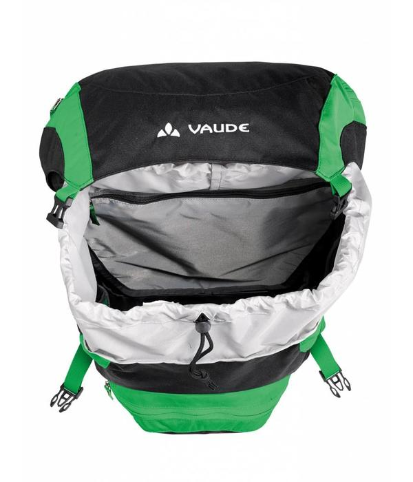 Vaude Road Master Front, Black/red (2 stuks) Sale