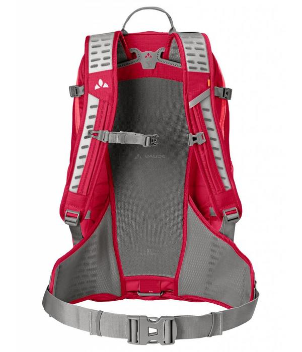 Vaude Bike Alpin 25+5, Indian Red
