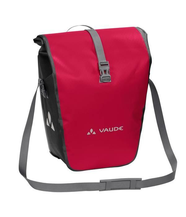 Vaude Aqua Back: 2 Waterdichte fietstassen voor een zorgeloze fietsvakantie