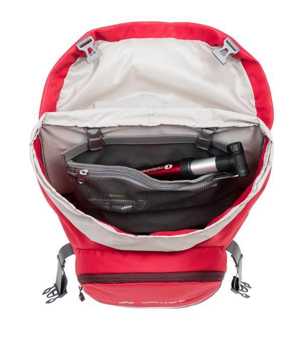 Toolbag voor de achtertassen van de Vaude fietstassen, b.v. Aqua Back (AB), AB Single en AB Plus (Plus)