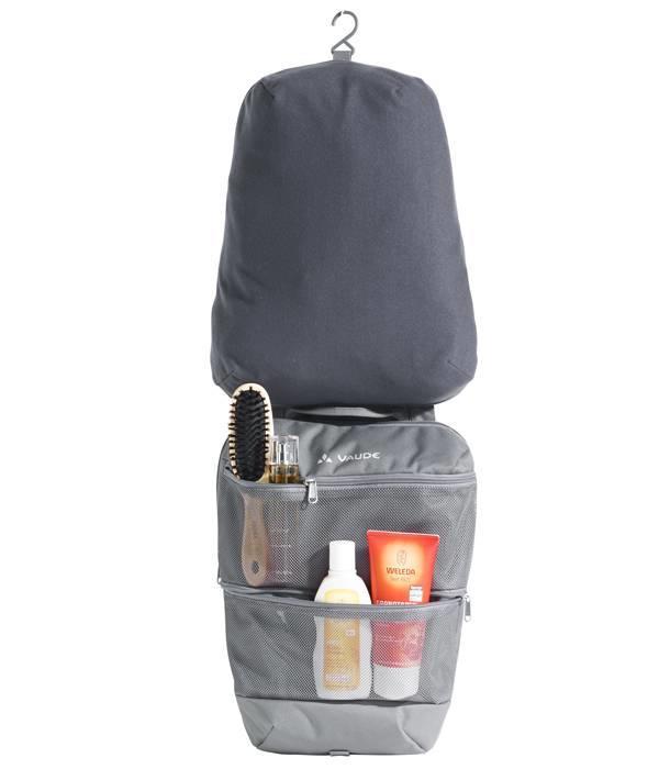 SortYour Back, organizer- en toilettas voor achtertassen van Vaude Aqua Back/Road serie