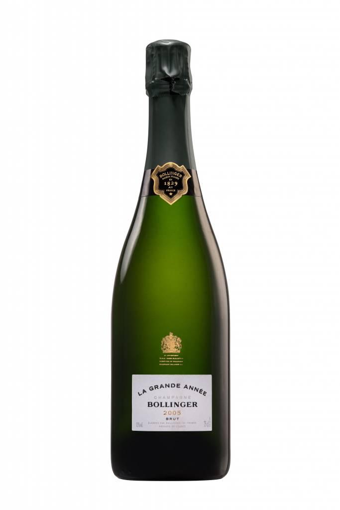 Champagne Bollinger 2007 Champagne Bollinger Grande Année brut 0,75L