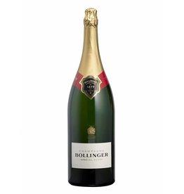 Bollinger, Champagne  Bollinger Special Cuvée brut 3,0L in Holzkiste