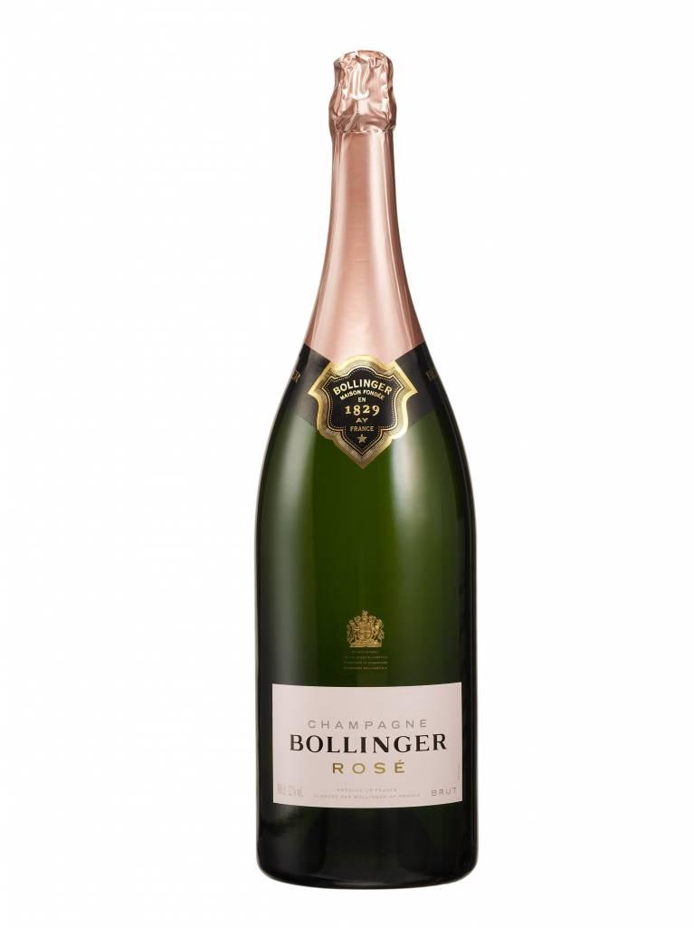 Bollinger, Champagne  Champagne Bollinger Rosé brut 3,0L