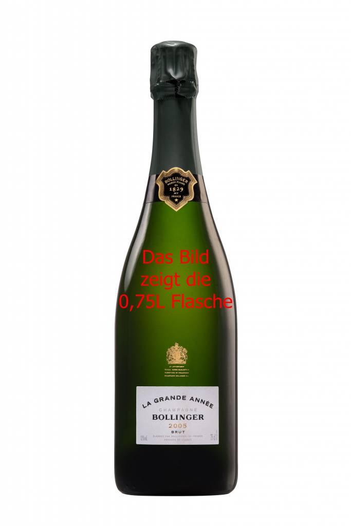 Champagne Bollinger 2007 Champagne Bollinger Grande Année brut 1,5L in Holzkiste