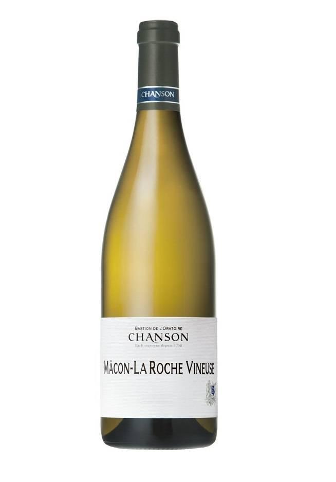 Chanson Père & Fils, Burgund 2014 Macon la Roche Vineuse AOP, Chanson