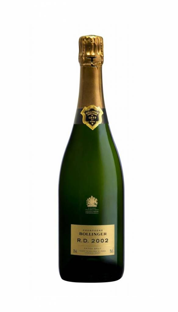 Champagne Bollinger 2002 Champagne Bollinger R.D. extra brut 0,75L