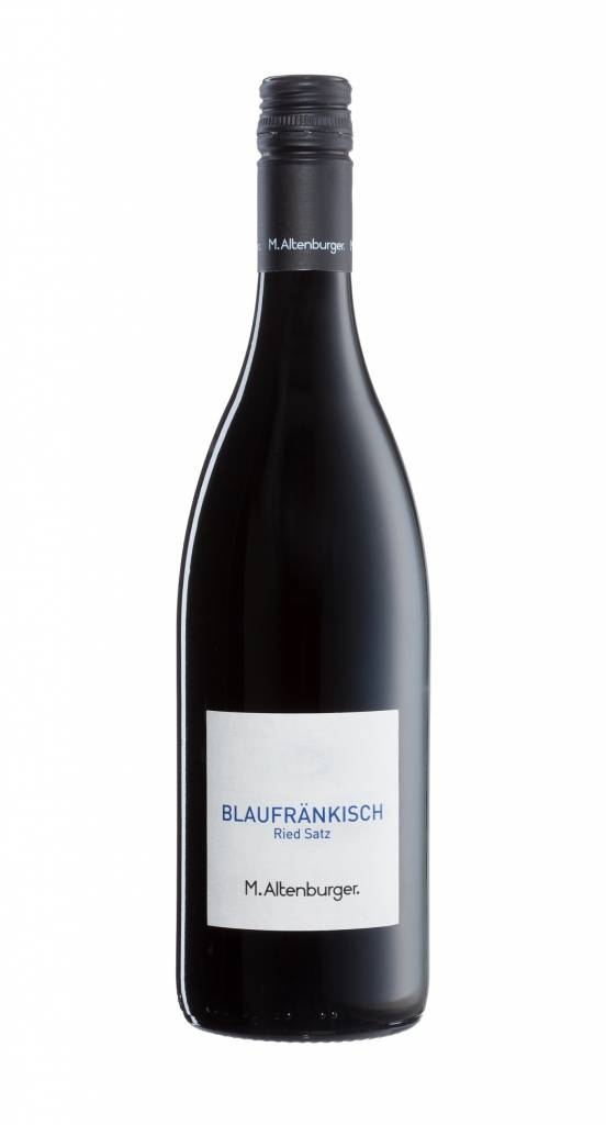 Altenburger, Markus - Burgenland 2015 Blaufränkisch of the lime, Altenburger
