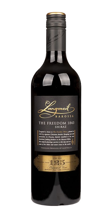 Langmeil Winery, Australien 2014 The Freedom 1843 Shiraz Barossa Valley, Langmeil
