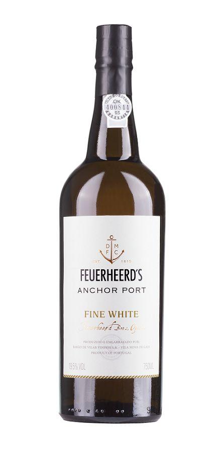 Feuerheerd's Port Feuerheerd's Anchor Port Fine White