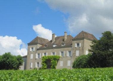 Greffière, Château de la  - Burgund