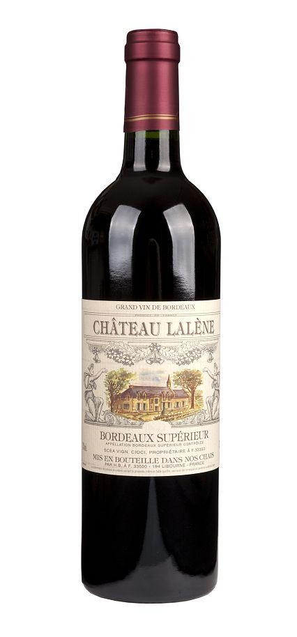 Bordeaux Diverse 2015 Château Lalène Bordeaux Superieur