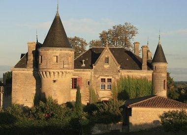 Grave, Château de la - Bordeaux