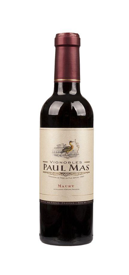 Mas, Paul - Languedoc 2011 Maury AOP, Paul Mas 0.375L