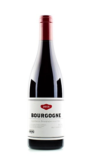 Domaine Louis Chenu, Burgund 2015 Bourgogne AOP rouge, Louis Chenu