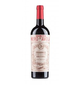 Farnese, Mittel- & Süditalien 2017 Vaniá Nero d'Avola organico Vigneti Zabu