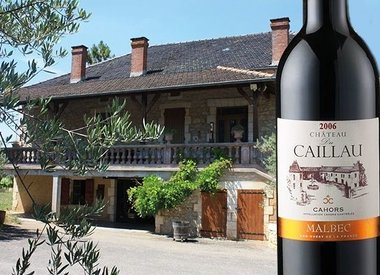 Château du Caillau, Cahors
