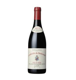 Perrin, Rhône 2015 Coudoulet de Beaucastel rouge