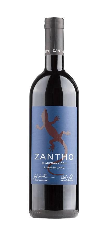 Zantho, Burgenland 2015 Blaufränkisch trocken, Zantho