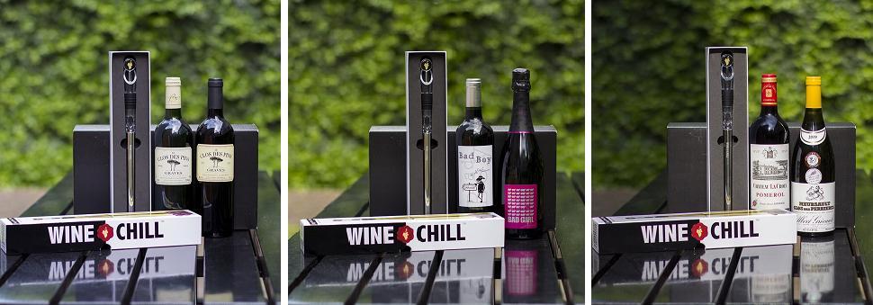 Wijn_relatiegeschenk_winechill_fles wijn_wijnkoeler