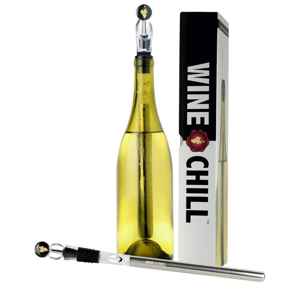 Luxe wijn geschenk set 'Clos de Pins'